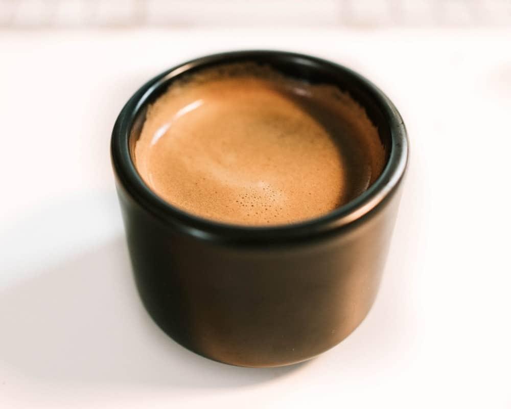 A Frothy Espresso