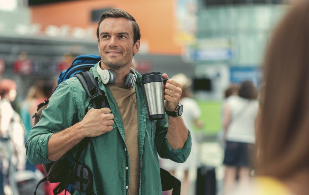 Can I Bring A Coffee Mug in My Carry On?