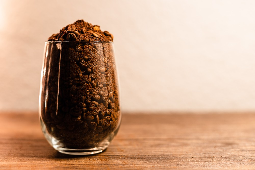 30 Uses For Used Coffee Grounds