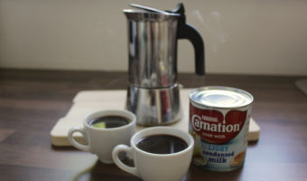 Try Using Evaporated Milk In Your Coffee Instead of Milk (Use Condensed Milk If You Have A Sweet Tooth)