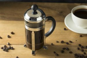 How much coffee for french press brew ratio