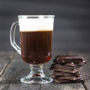 Chocolate Hazelnoot Coffee