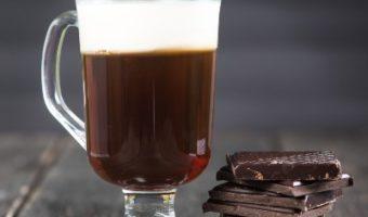 Chocolate Hazelnoot Coffee