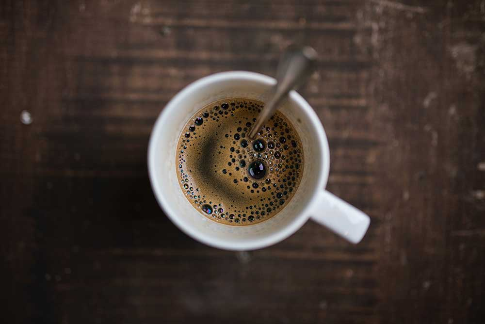 Coffee Bubbles