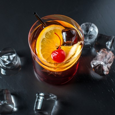 Cold Brew Black Russian