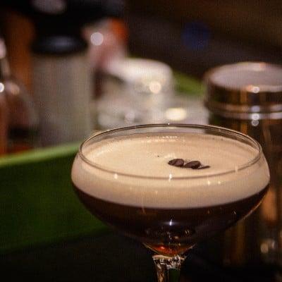 Cold Brew Espresso Martini