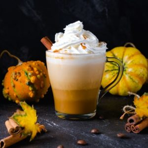 Pumpkin Spiced White Russian