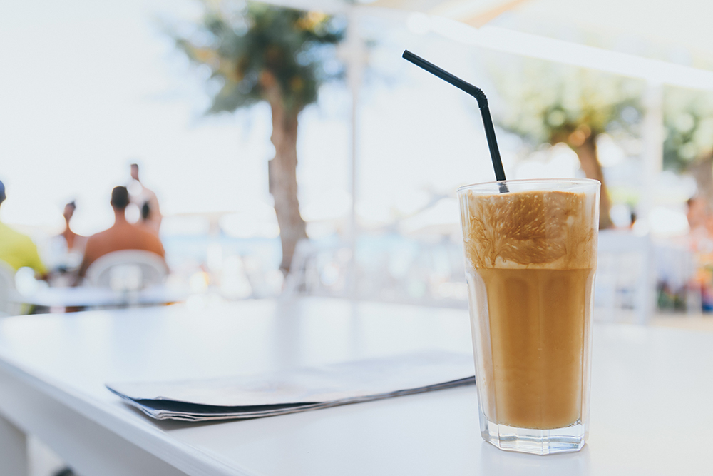 Frappe To Be Compared with Frappuccino