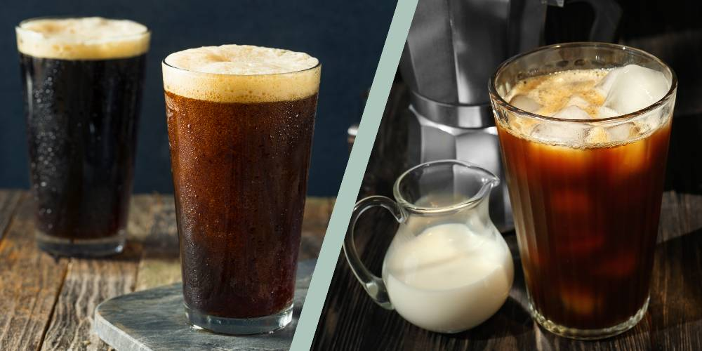Nitro Coffee vs Cold Brew