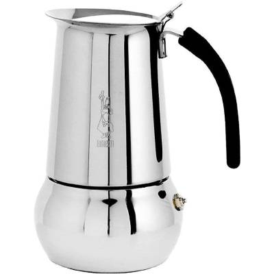 Bialetti Kitty Espresso Coffee Maker Stainless Steel