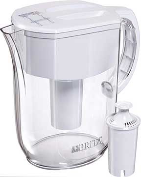Brita Water Pitcher with 1 Filter