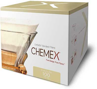 CHEMEX Bonded Filter - Circle - 100 Piece