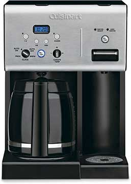 Cuisinart CHW 12P1 12 Cup Programmable Coffeemaker