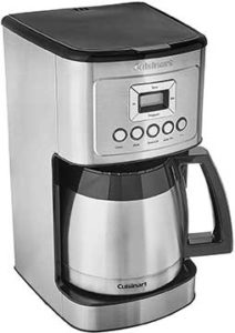 Cuisinart Stainless Steel Thermal Coffeemaker With 12 Cup Carafe