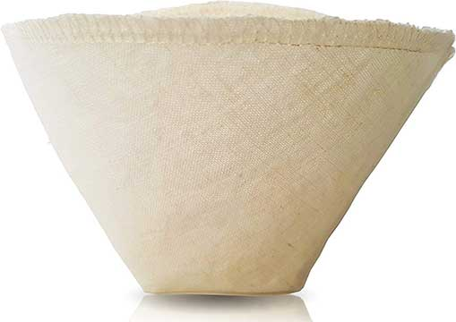 Pinyon Cloth Reusable Cone Coffee Filter