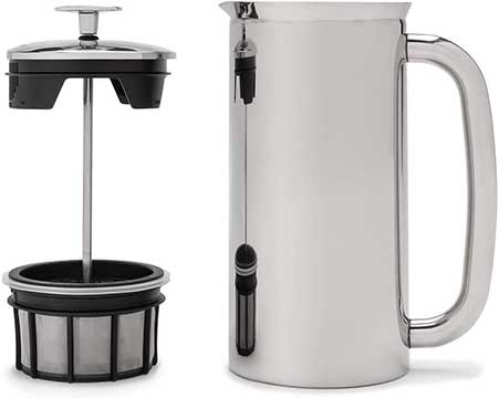 ESPRO P7 Double Walled Stainless Steel Vacuum Insulated French Press
