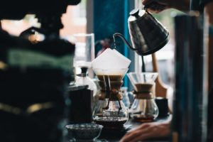 What is the best grind size for pour over coffee