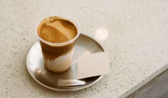 What is a dirty coffee?