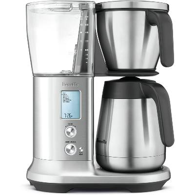 Breville BDC450BSS Precision Brewer Coffee Maker with Thermal Carafe Brushed Stainless Steel