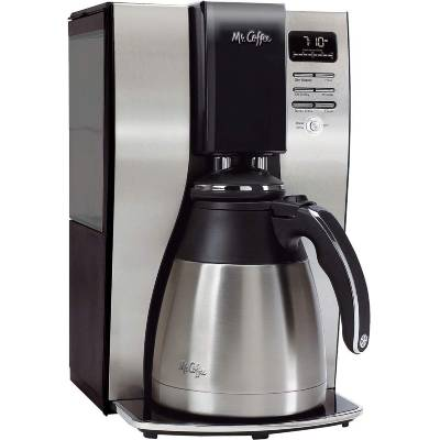 Mr. Coffee 10 Cup Coffee Maker Optimal Brew Thermal System