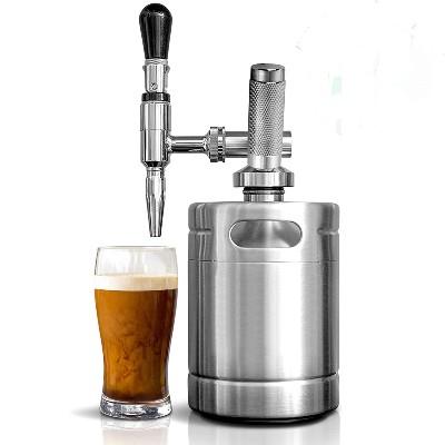 NutriChef Nitro Cold Brew Coffee Maker - Home Brew Coffee Keg