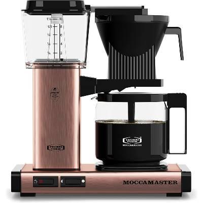 Technivorm Moccamaster 59162 KBG 10-Cup Coffee Maker 40 oz Copper