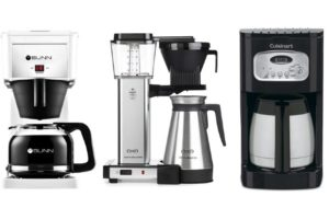 best stainless steel coffee maker
