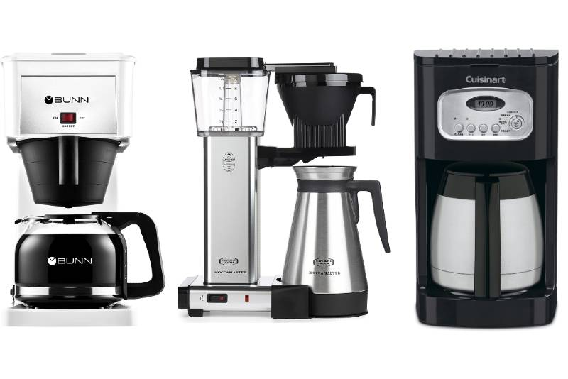 10 Best Stainless Steel Coffee Makers USA 2021