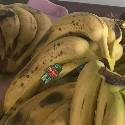 Some Ripe Bananas