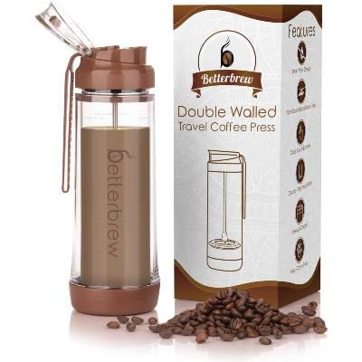 Betterbrew Travel French Press Coffee Maker