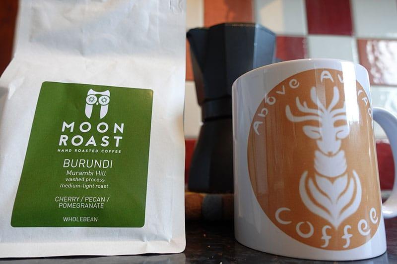 Burundi and Above Average Coffee