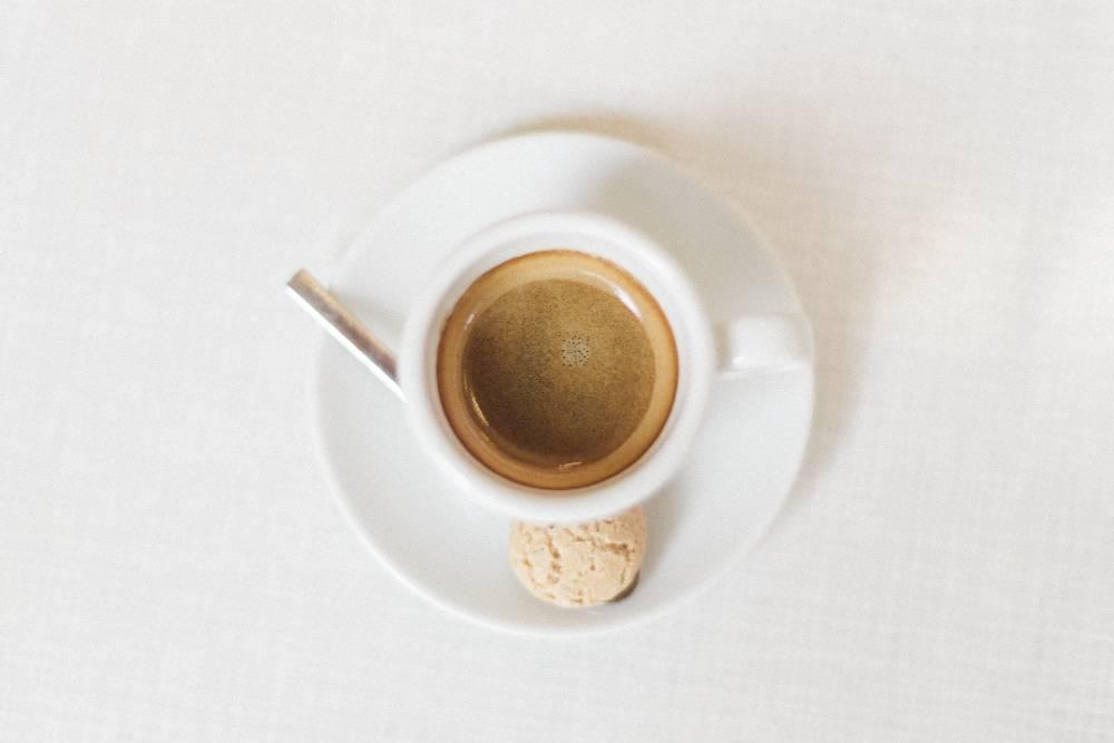 A Perfect Espresso Shot