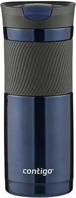 Contigo SnapSeal Byron Vacuum Insulated Stainless Steel Travel Mu