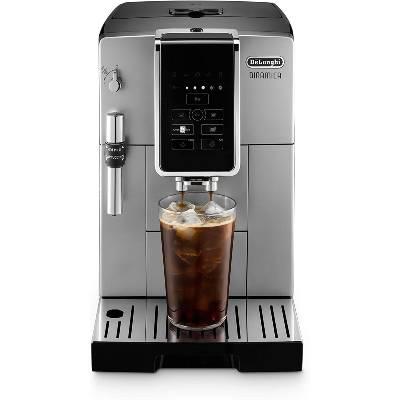 De'Longhi Dinamica ECAM35025SB TrueBrew Over Ice Fully Automatic Coffee and Espresso Machine