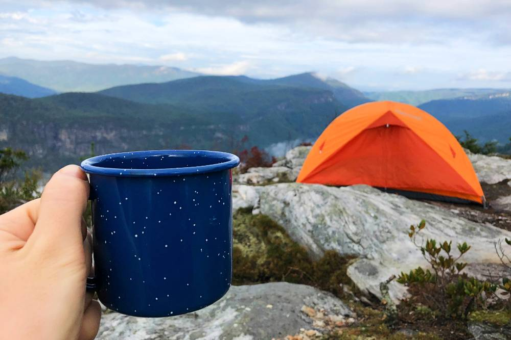 How To Make Coffee While Camping