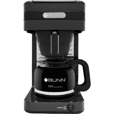 BUNN 52700 CSB2G Speed Brew Elite Coffee Maker Gray