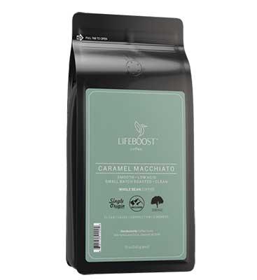 CARAMEL MACCHIATO MEDIUM ROAST COFFEE