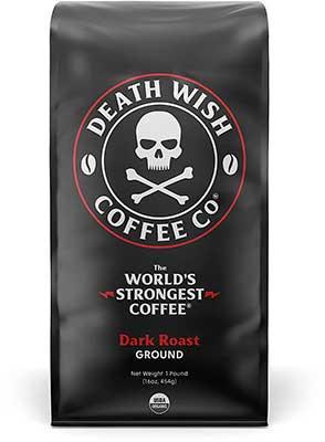 DEATH WISH COFFEE The World's Strongest Coffee