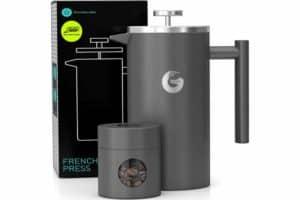 The Coffee Gator French Press Coffee Maker