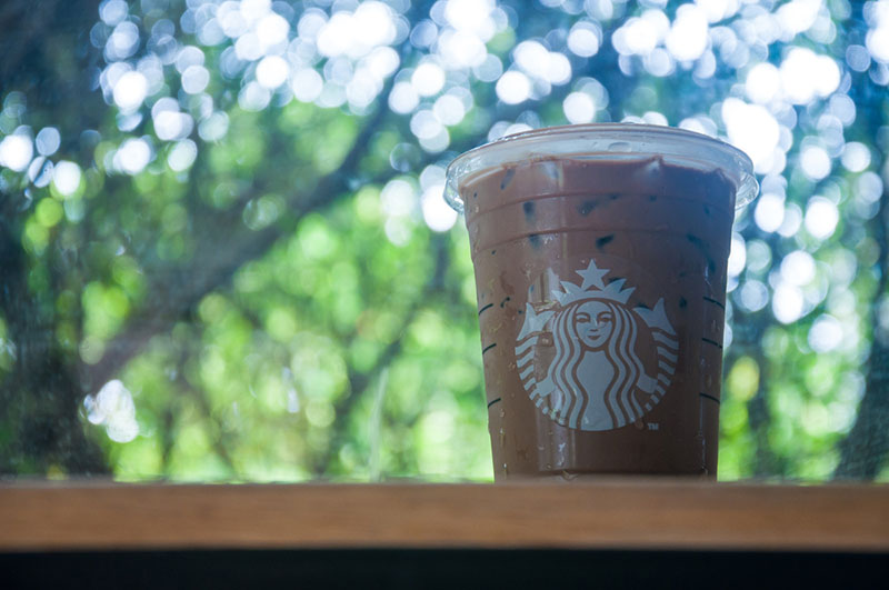 The best iced coffee at Starbucks