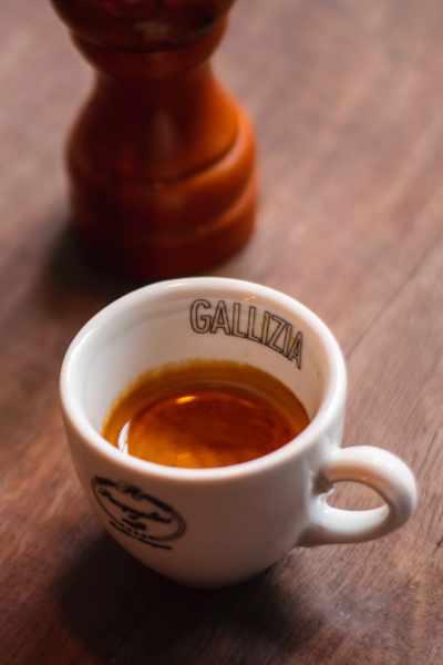 A lovely espresso shot