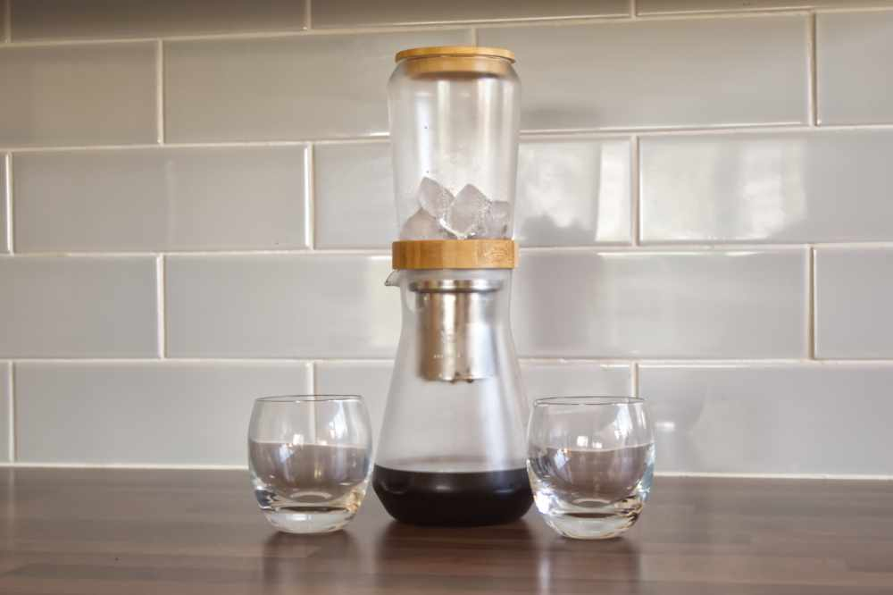 Cold Brew Coffee Dripper Review AAC Hero Image