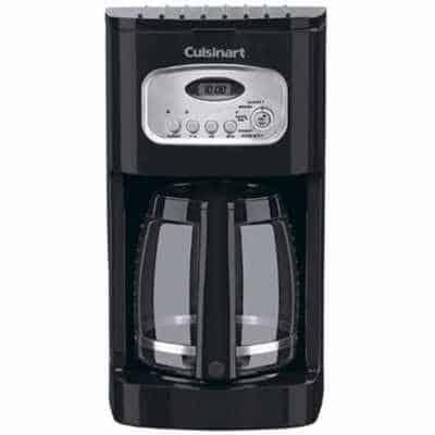 Cuisinart DCC-1100BKP1 Coffeemaker 12-Cup Black