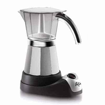 DELONGHI EMK6 for Authentic Italian Espresso 6 Cups