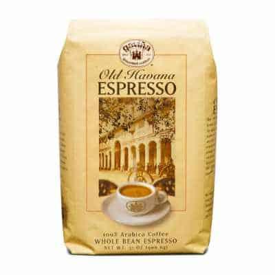 Gavina Old Havana Espresso Whole Bean 32-Ounce