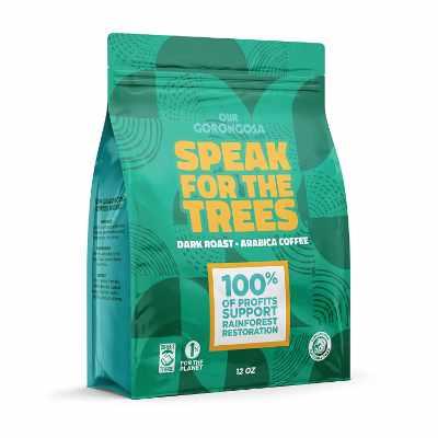 Gorongosa National Park - Premier Whole Bean Coffee - Speak for the Trees 12oz
