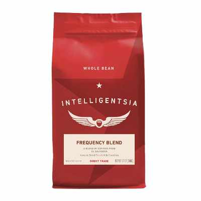 Intelligentsia Frequency Blend - 12 oz - Medium Roast Direct Trade Whole Bean Coffee