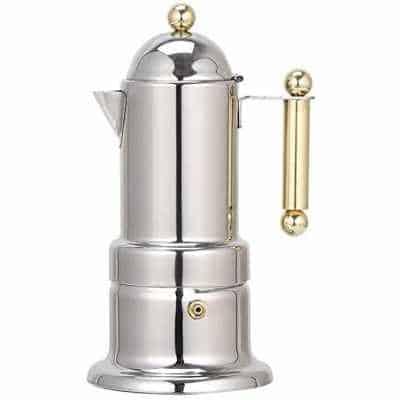 Lessuo Stovetop Espresso Maker