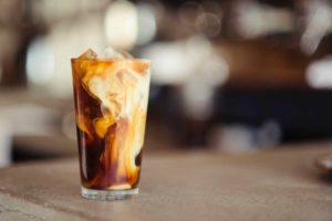 Salted Caramel Cream Cold Brew from Starbucks