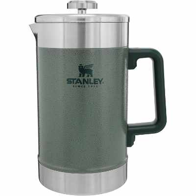 Stanley French Press 48oz with Double Vacuum Insulation